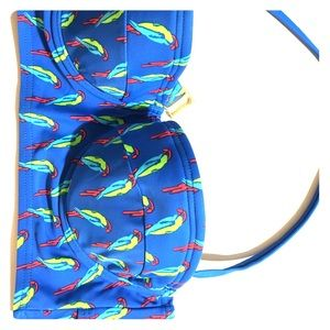 Colorful Bikini Top